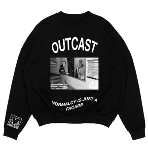 Load image into Gallery viewer, Love Outcast Sweatshirt