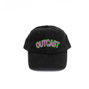 Embroidered Outcast Hat