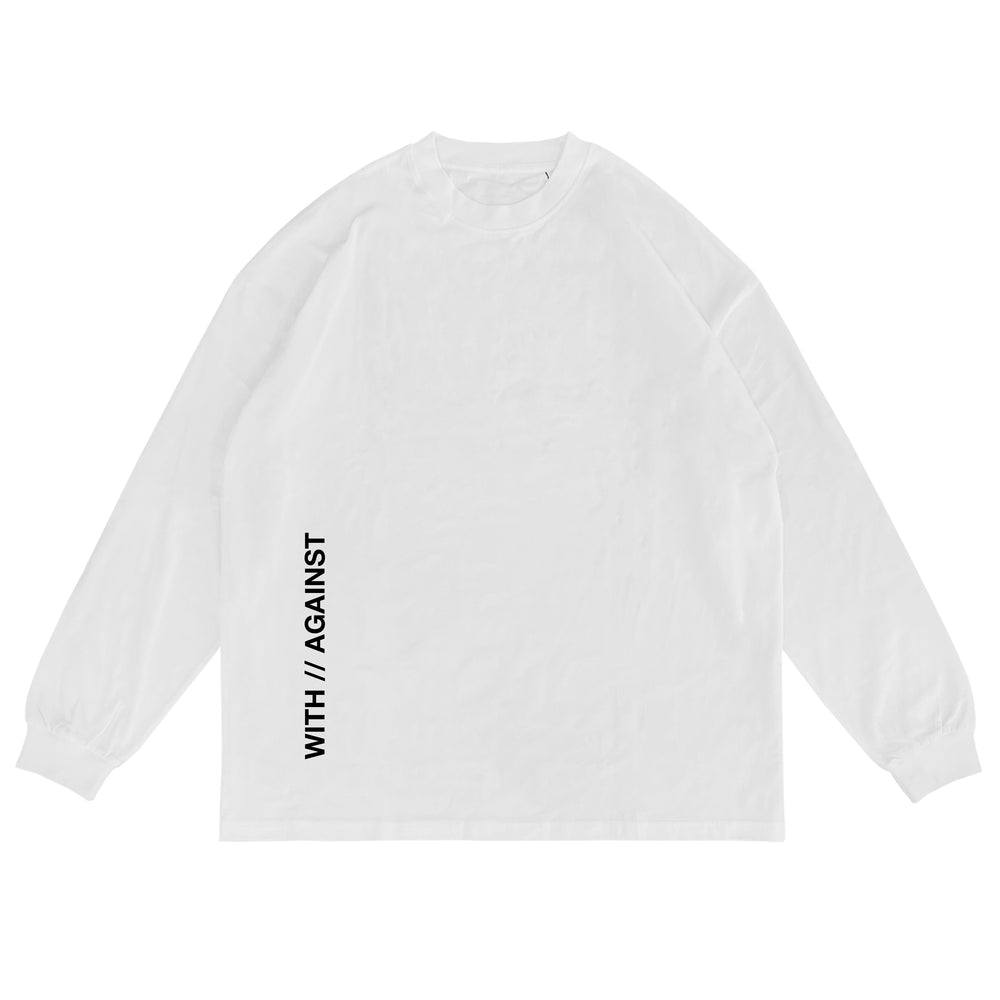 Happy Sad Long Sleeve Tee