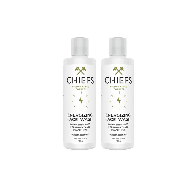 Chief's Energizing Face Wash