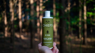 Chief's Pine Body Wash