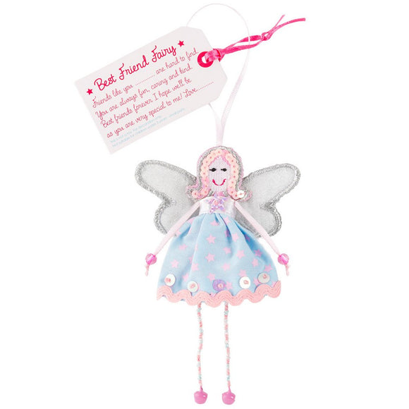 Fair Trade Fairies - Best Friend Fairy - Charming And Trendy Ltd