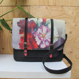 House of Disaster Framed Red Satchel - RRP £54.99 - Charming And Trendy Ltd