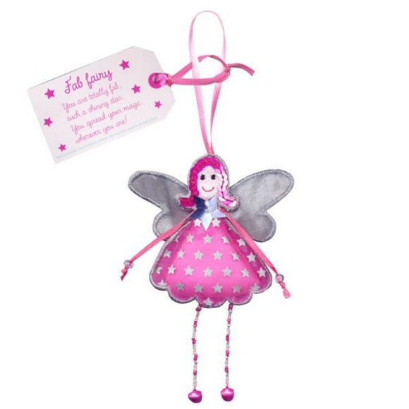 Fair Trade Fairies - Fab Fairy - Charming And Trendy Ltd