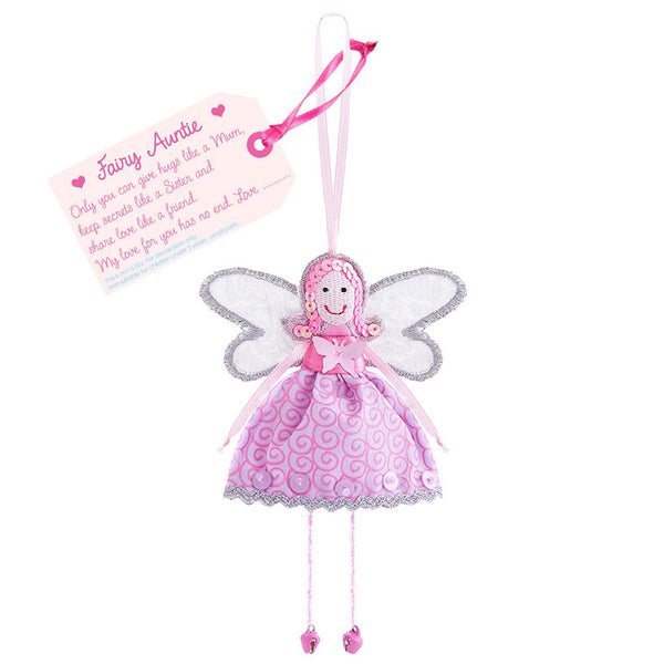 Fair Trade Fairies - Fairy Auntie - Charming And Trendy Ltd