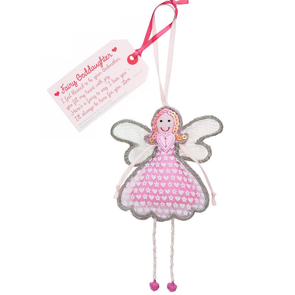 Fair Trade Fairies - Fairy Goddaughter - Charming And Trendy Ltd