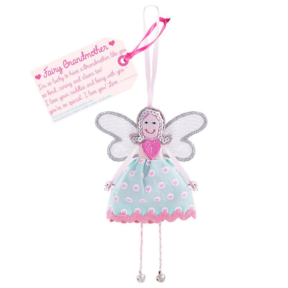 Fair Trade Fairies - Fairy Grandmother - Charming And Trendy Ltd