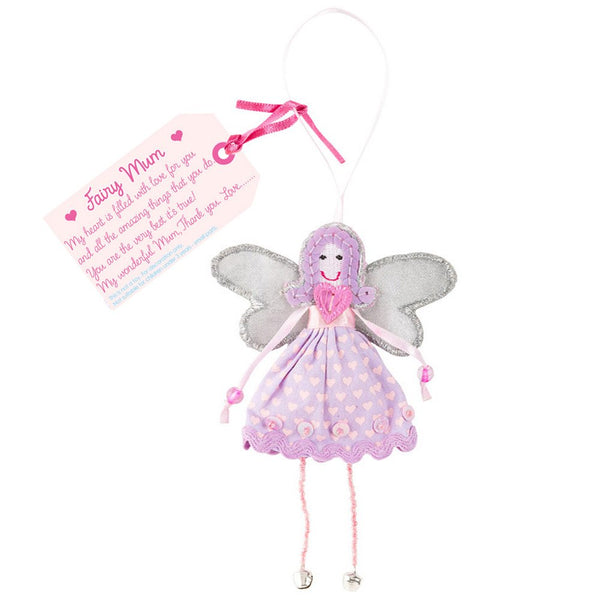 Fair Trade Fairies - Fairy Mum - Charming And Trendy Ltd