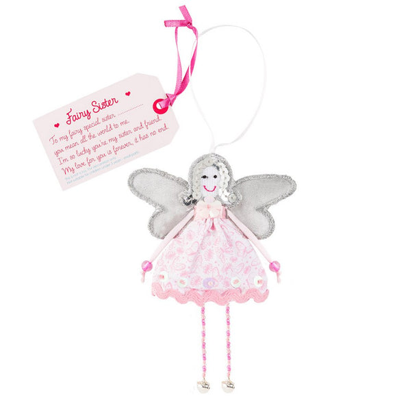 Fair Trade Fairies - Fairy Sister - Charming And Trendy Ltd
