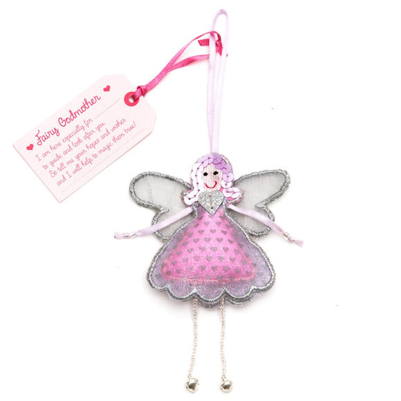 Fair Trade Fairies - Fairy Godmother GF0012