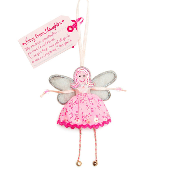 Fair Trade Fairies - Fairy Granddaughter - Charming And Trendy Ltd