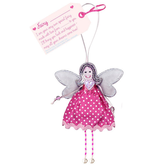Fair Trade Fairies - Fairy......(personalise) - Charming And Trendy Ltd