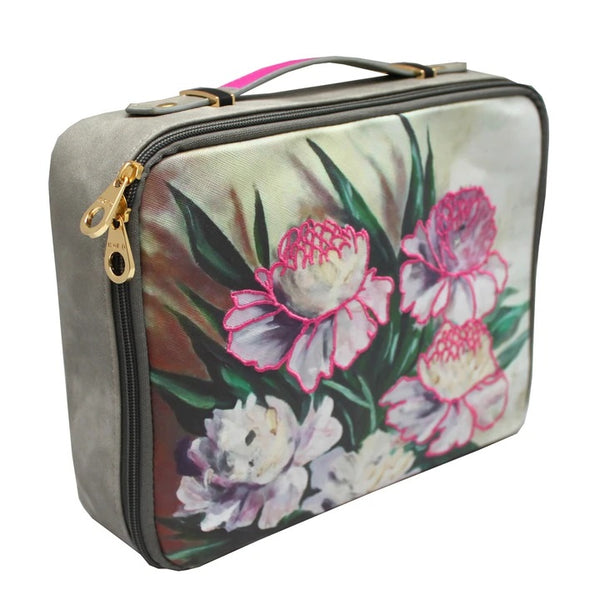 House of Disaster Framed Wash Bag - RRP £29.99 - Charming And Trendy Ltd