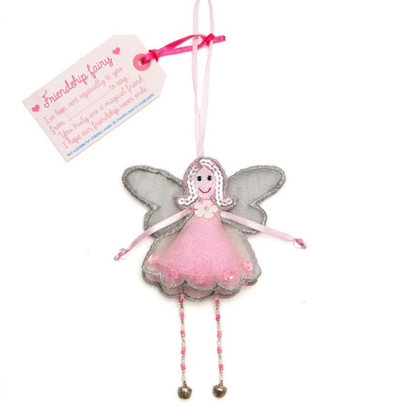 Fair Trade Fairies - Friendship Fairy - Charming And Trendy Ltd