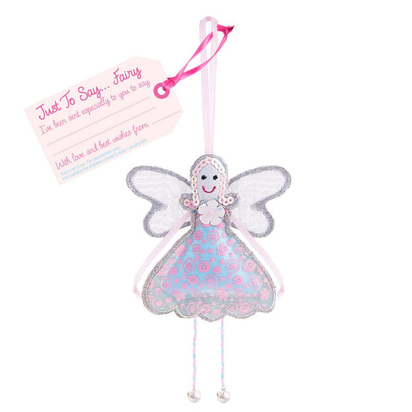 Fair Trade Fairies - Just To Say... Fairy - Charming And Trendy Ltd