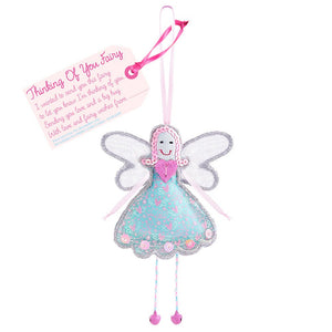 Fair Trade Fairies - Thinking Of You Fairy - Charming And Trendy Ltd