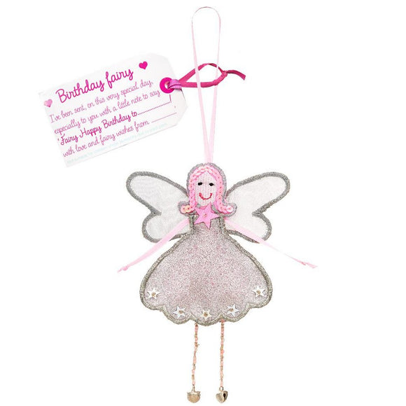 Fair Trade Fairies - Birthday Fairy GF0016