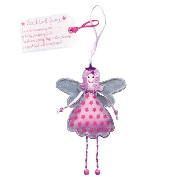 Fair Trade Fairies - Good Luck Fairy - Charming And Trendy Ltd