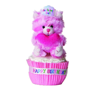 Milly Birthday Cup Cakes (Happy Birthday) - Charming And Trendy Ltd