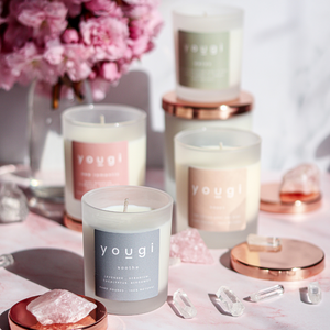 Discovery Candle Set of 4