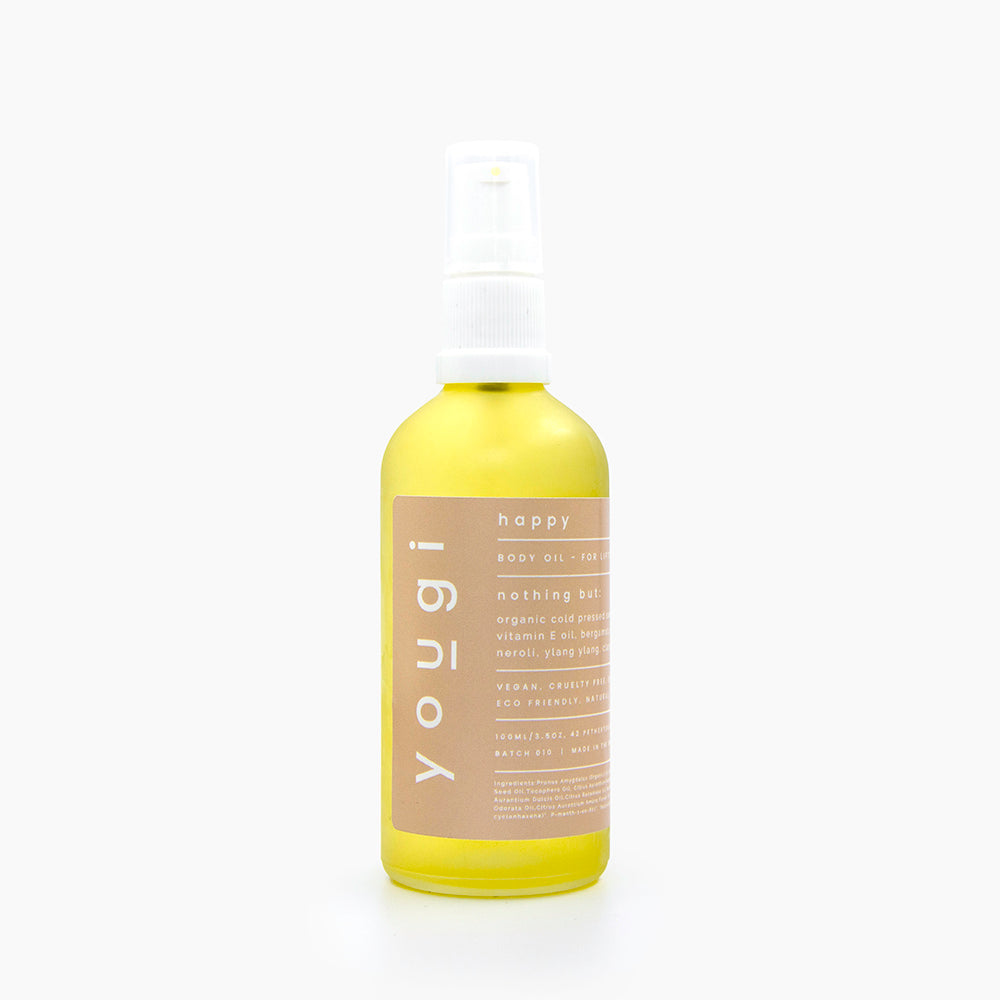 HAPPY BODY OIL