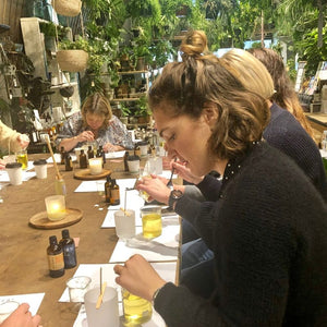 Host a virtual Candle Making Party