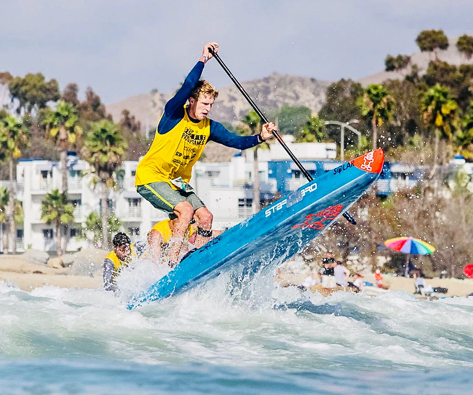 Let's Chat Chocho with World SUP Champion Connor Baxter