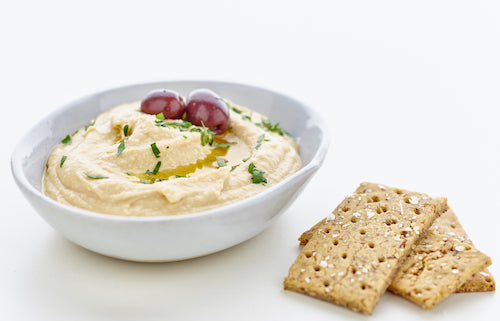 Happy Belly Chocho Hummus