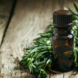 Tea Tree oil: naturally anti-bacterial and anti-fungal