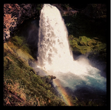Sahalee Falls, Mckenzie River Mnt Bike ride