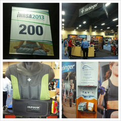 Harbinger Booth at IHRSA Show