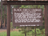 Black Forest, Colorado