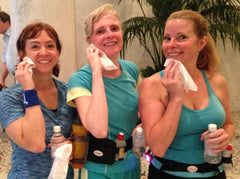 Mother Runners and Action Wipes. Photo Credit: Another Mother Runner http://anothermotherrunner.com/2015/07/07/hump-day-giveaway-action-wipes-therabee-healing/