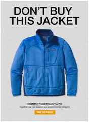 Patagonia | Don't Buy This Jacket
