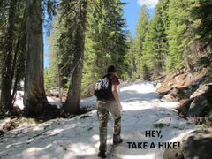 Hiking Klamath Falls National Park