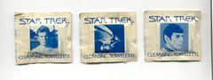 Star Trek Wet Wipes