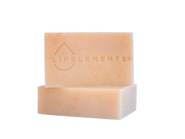 Naturally Clean Soap Bar, made with natural, plant derived ingredients.