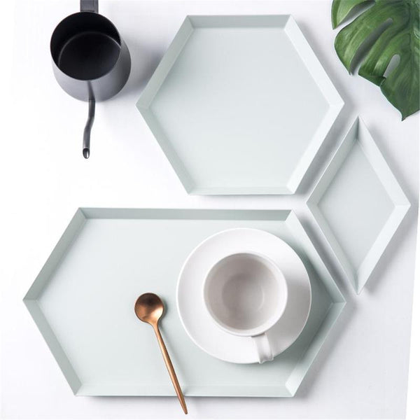 Geometric Serving Plate | Servingware | [option 1] | [store_name]