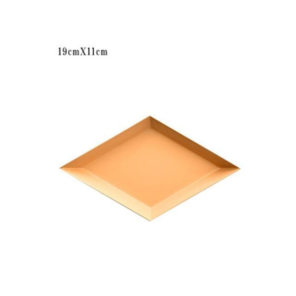 Geometric Serving Plate | Servingware | [option 1] Rhombus | [store_name]