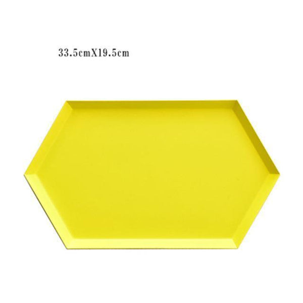 Geometric Serving Plate | Servingware | [option 1] Gem | [store_name]