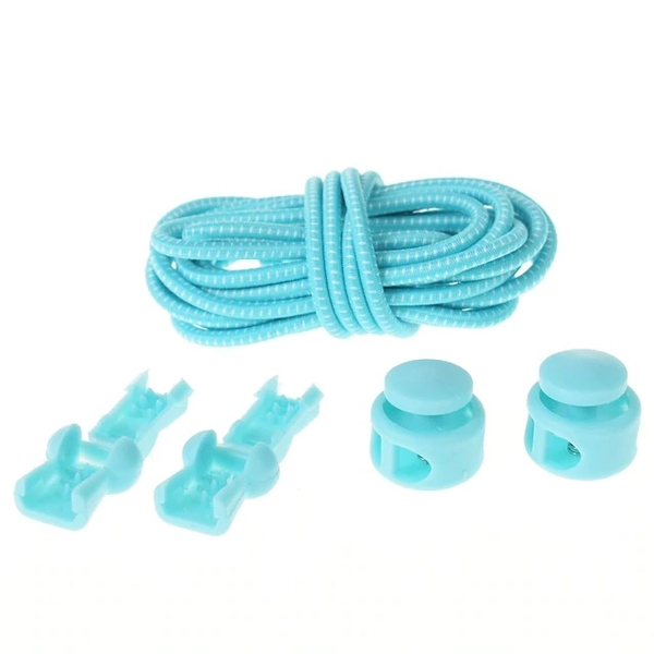Lazy Laces - Elastic Flat Lock | Gym Accessories | [option 1] | [store_name]