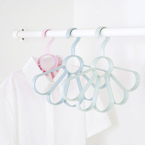 Scarf / Ties / Belt Hanger - Flower Style | Hangers | [option 1] | [store_name]