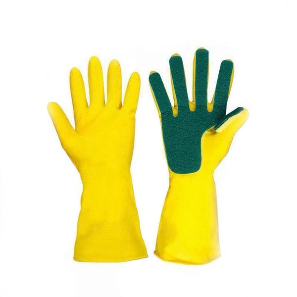 Scrubber Gloves | Cleaning Tools | [option 1] | [store_name]