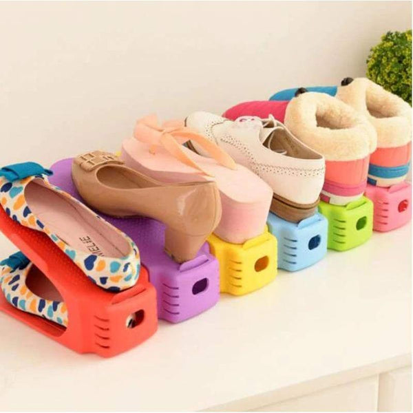 Shoe Stackers - Shoe Organiser | Shoes Storage | [option 1] | [store_name]