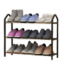 Simple Shoe Shelf - 3, 4 or 5 Level