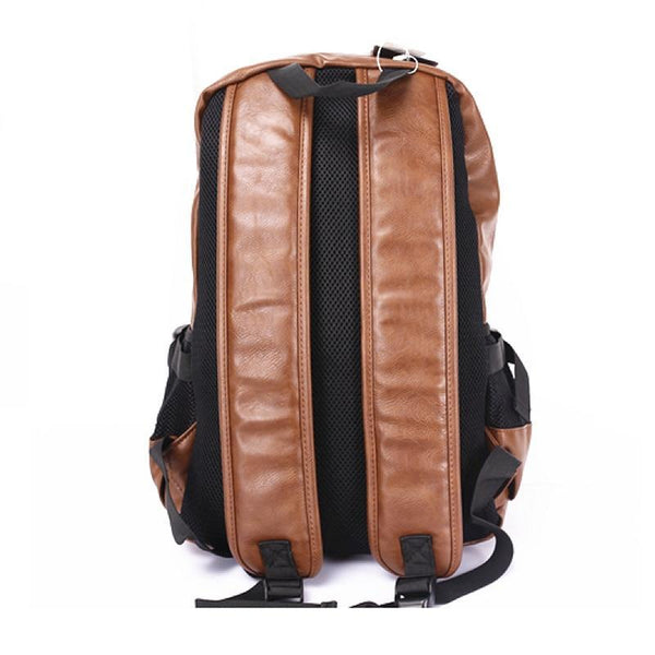 Vintage Leather Backpack | Bags | [option 1] | [store_name]