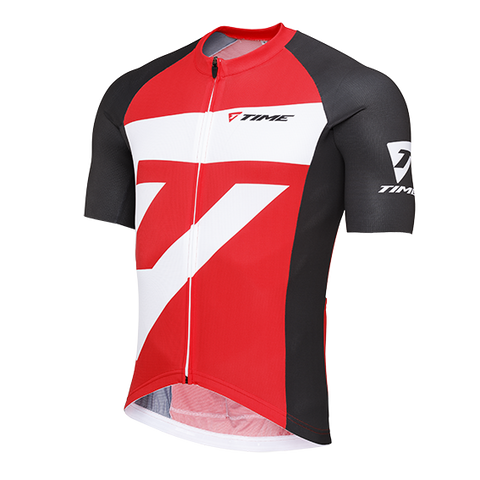 TIME Cycling Jersey Men's - 2018 - Time Sports