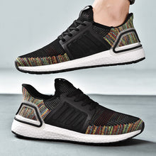 Load image into Gallery viewer, Mens Breathable Sneakers