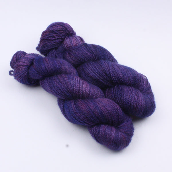 75% BFL, 25% Masham - Purple
