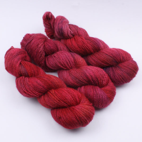 75% BFL, 25% Masham - Red